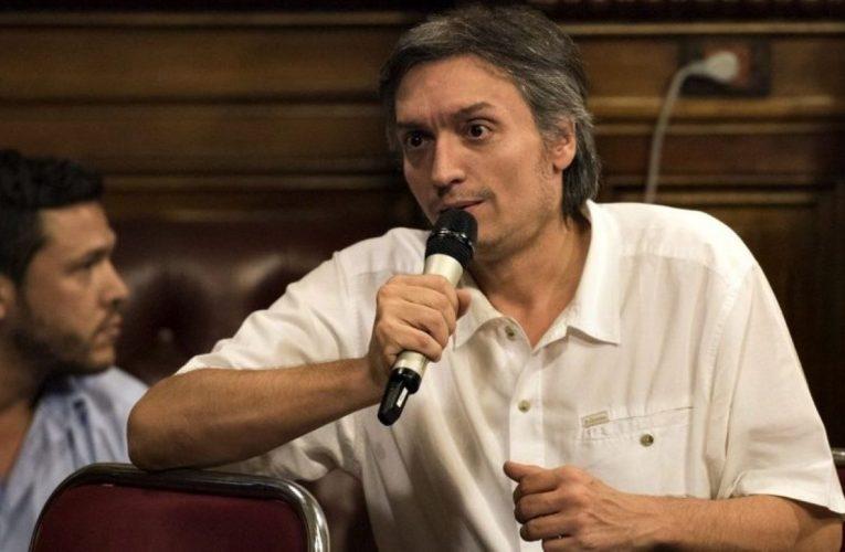 Máximo Kirchner: «Beneficiar a la Ciudad más rica es una metáfora perfecta del macrismo»