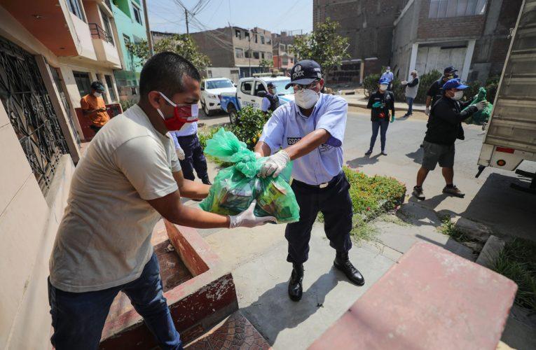 Perú entregará una ayuda económica a las familias vulnerables