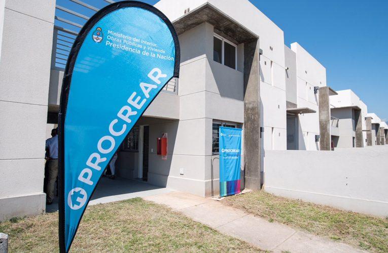 Esta tarde se llevará a cabo un nuevo sorteo de Procrear con más de 1.200 viviendas
