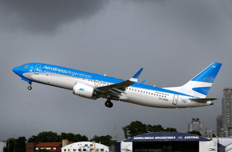 Aerolíneas Argentinas suma un nuevo vuelo a San Luis