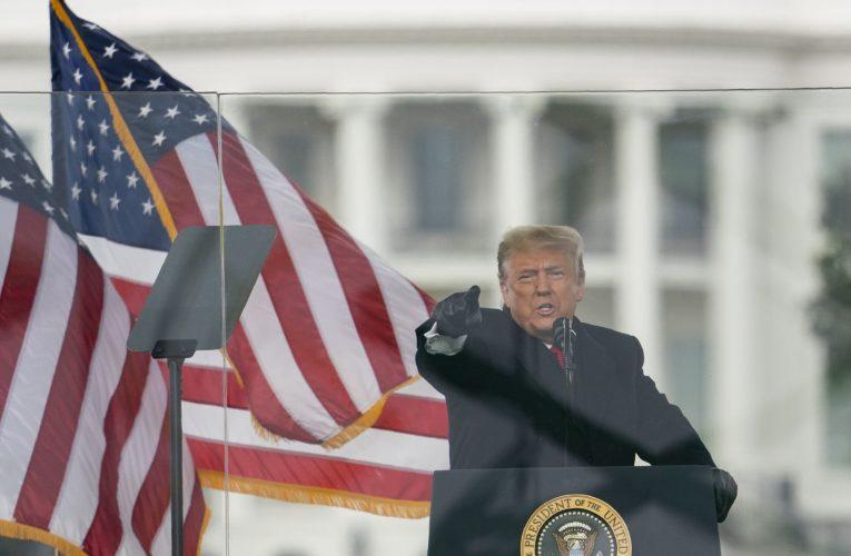 Trump anunció que no asistirá a la ceremonia de asunción de Biden