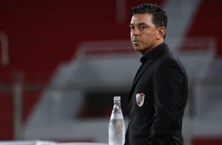 Gallardo: «Lo que hoy hicieron mis jugadores dignifica esta profesión»