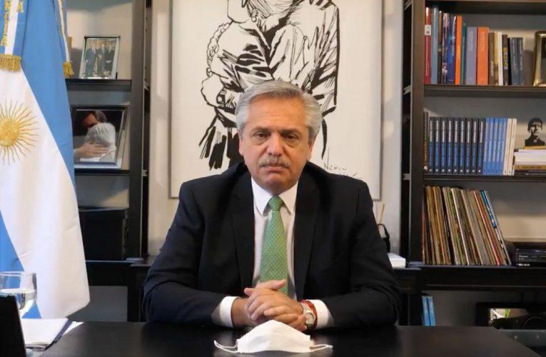 Alberto Fernández visita mañana laboratorios de la Universidad de San Martín