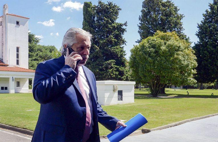 El Presidente inicia una visita de Estado de dos días a Chile