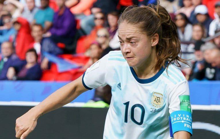 Estefanía Banini, única futbolista argentina en el equipo ideal de Sudamérica