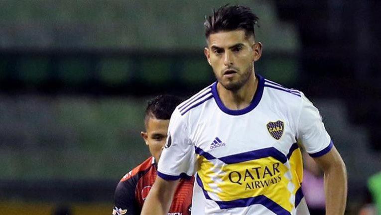 Zambrano comentó que quiere «seguir en Boca»