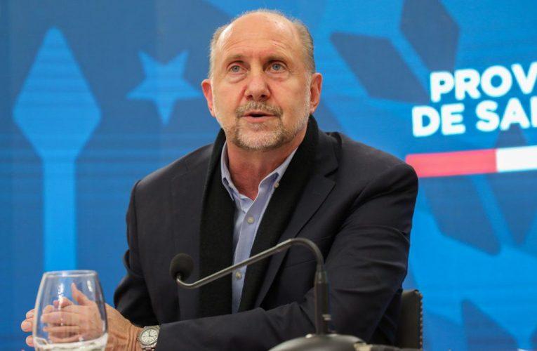 Perotti ratificó que Santa Fe iniciará clases el 15 de marzo