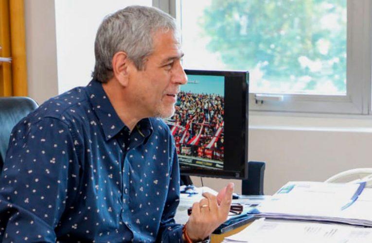Ferraresi firmó convenios en Córdoba para facilitar el acceso a la vivienda
