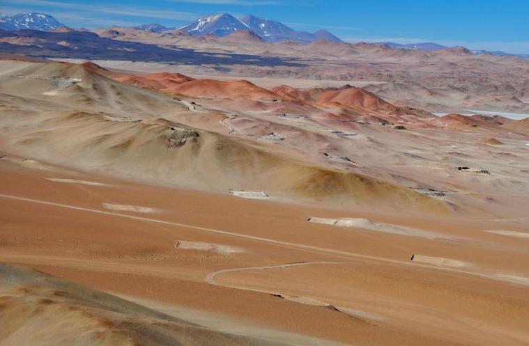 Destacan el avance de proyectos mineros en Salta, San Juan y Santa Cruz