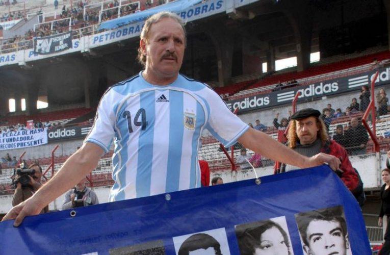 El mundo del fútbol lamenta la partida de Leopoldo Jacinto Luque