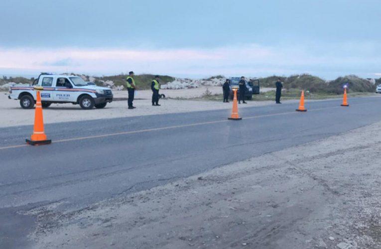 Una mujer muere al ser chocada por un camión de Correo Argentino cuyo conductor estaba alcoholizado