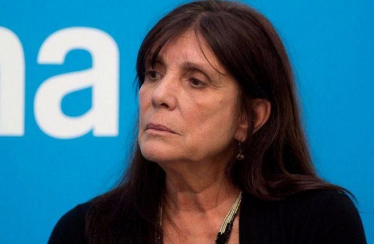 Teresa García, sobre postura de JxC: «Mientras escribían en Palermo había gente dejando de respirar»