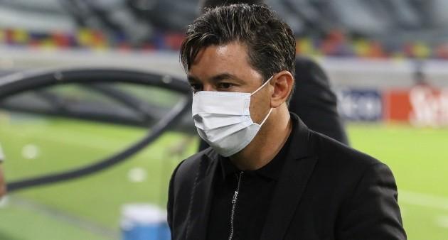 Gallardo recuperó a Palavecino y sigue sin tener a Suárez