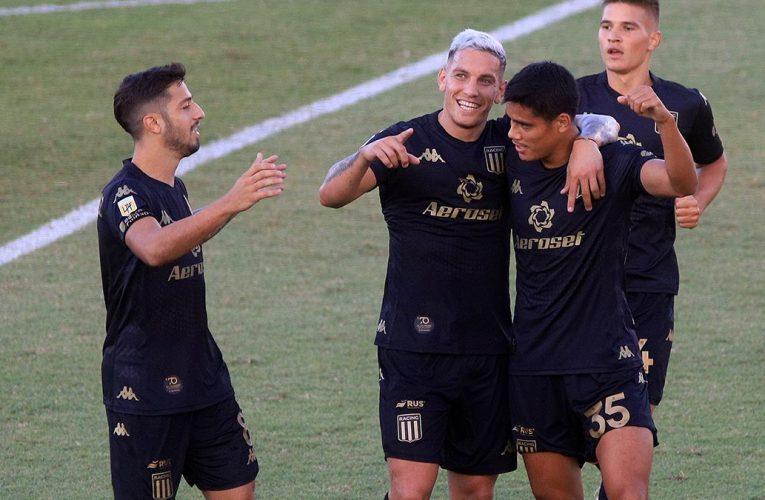 Racing Club debutará mañana en la Copa Libertadores ante Rentistas