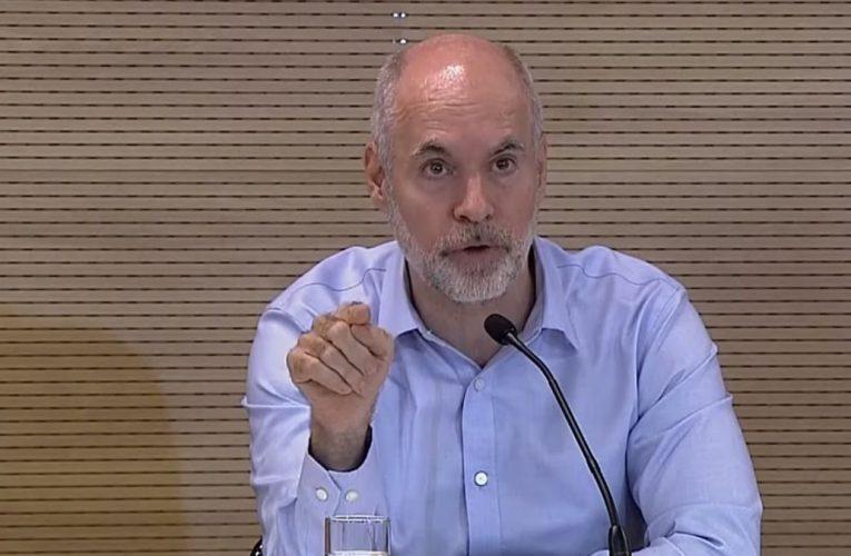 Se amplian las denuncias contra Rodriguez Larreta por docentes muertos