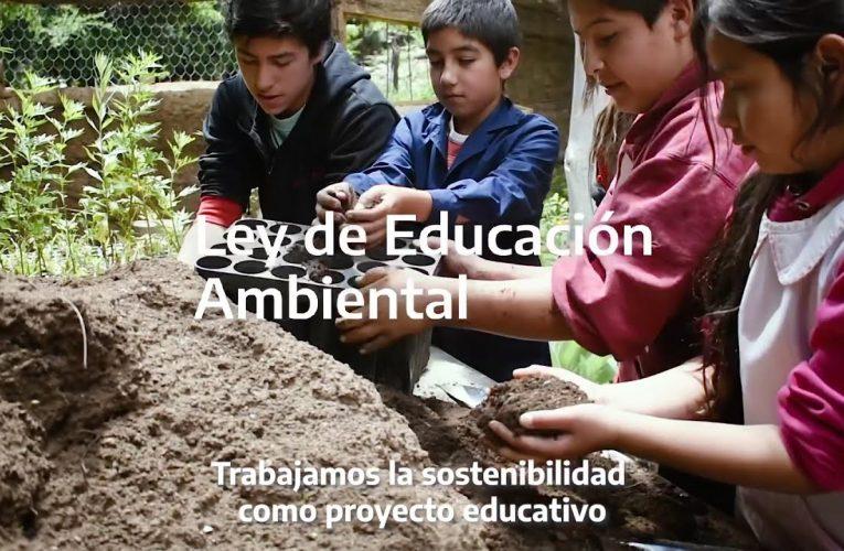 El Senado aprobó la Ley de Educación Ambiental Integral