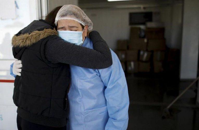Coronavirus en Argentina: se registraron 490 muertes y 25.976 casos