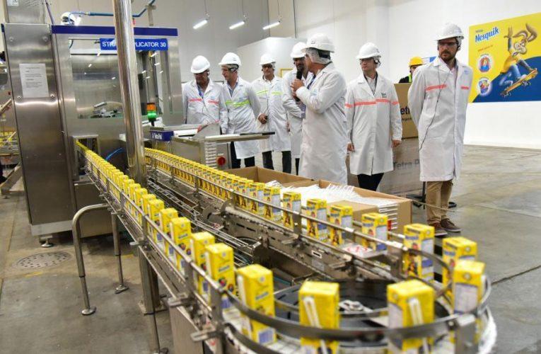 Nestlé invierte más de US$ 16,5 millones para innovar en la industria láctea argentina