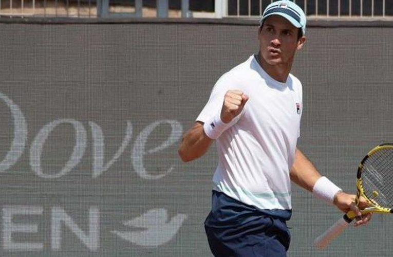 Bagnis avanzó a semifinales en el Challenger de Lyon