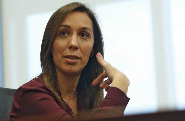 Vidal dijo que «en Juntos por el Cambio no hay jefes, sino liderazgos» y tomó distancia de Bullrich