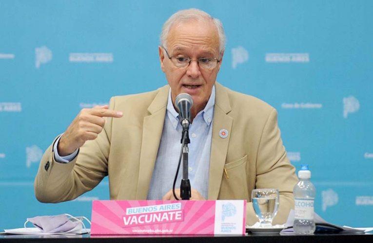 Gollan destacó que la primera dosis de la vacuna Sputnik V genera «una protección impresionante»