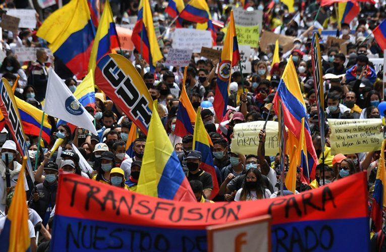 Con discrepancias, sigue el diálogo entre manifestantes y el Gobierno de Colombia