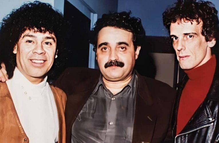 El legendario productor y empresario musical Rubén «Pelo» Aprile falleció a los 71 años