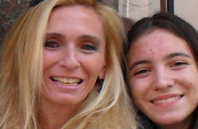 «Perder un hijo es un bucle en el tiempo y no hay luz al final del camino», dice la mamá de Ángeles