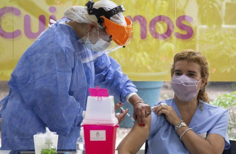 La ciudad de Buenos Aires abrirá la inscripción para que se vacunen mayores de 45 años sin comorbilidades