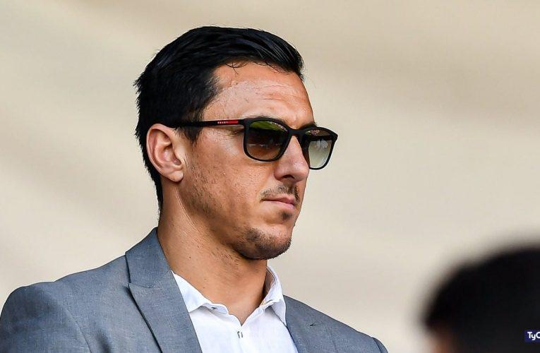 Nicolás Burdisso se sumará a la dirección deportiva de Fiorentina