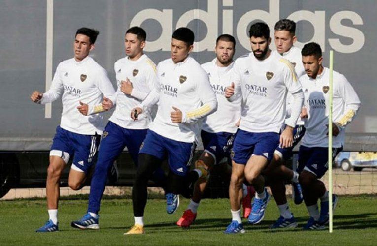 Boca, ya sin Carlos Tevez, comenzó la pretemporada con tres incorporaciones