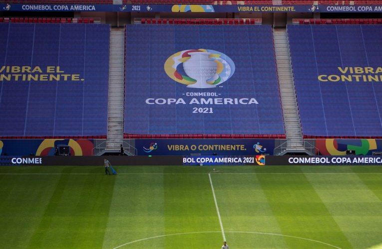 Detectan 41 casos positivos de coronavirus en el inicio de la Copa América