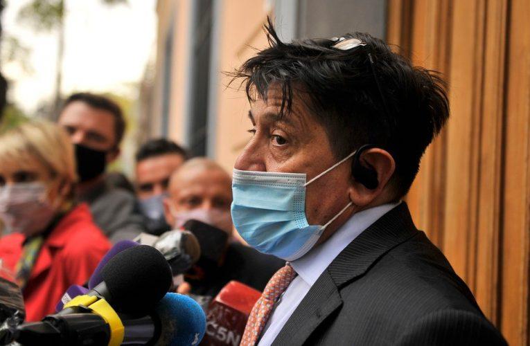 El defensor de la enfermera acusada dijo que fue víctima de «una campaña de prensa»