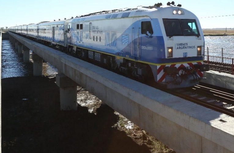 Aseguran que el tren sanitario bonaerense llegará a Mar del Plata, San Nicolás y Junín