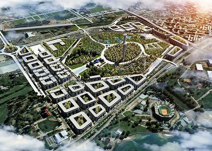 Continua la destrucción y privatización del segundo pulmón verde metropolitano de la ciudad