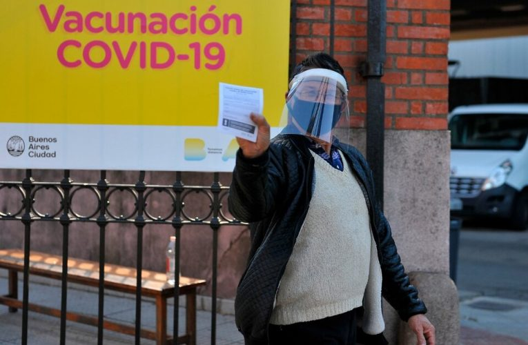 Vizzotti confirmó que a partir de agosto priorizarán la aplicación de la segunda dosis contra el coronavirus