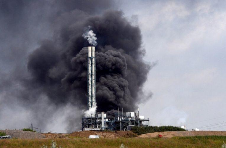 Explosión en una planta química de Alemania: al menos un muerto