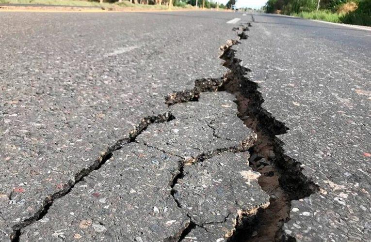 San Juan: se produjo un sismo con magnitud de 4.6  y una profundidad de 14 kilómetros
