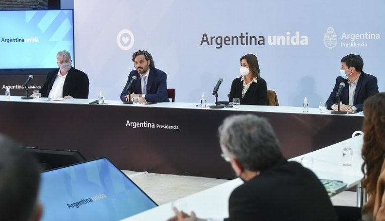 Cafiero aseguró que en Argentina «no hay espacio para la trata, ni para la explotación laboral»