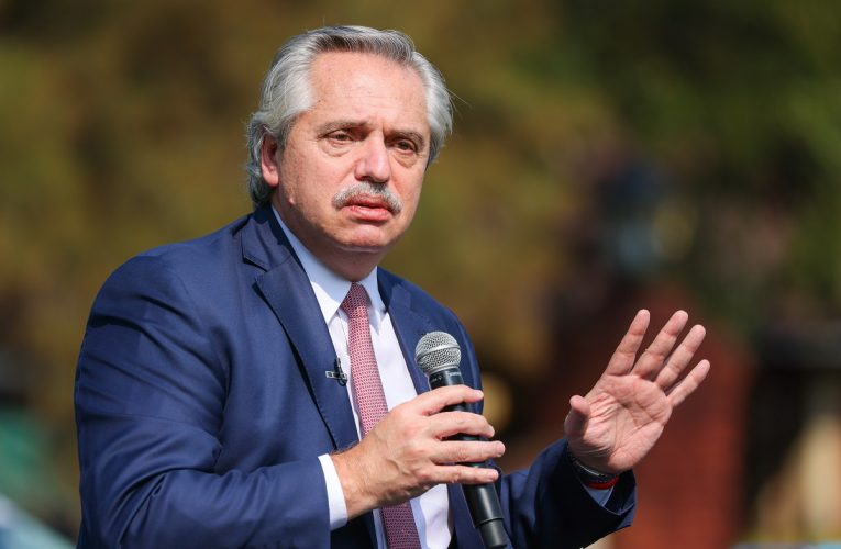 Alberto Fernández define los cambios en su gabinete de cara a las elecciones