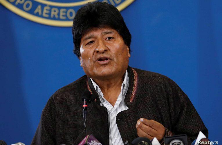 Evo Morales elogió a Alberto y aseguró que «Argentina no es Macri»