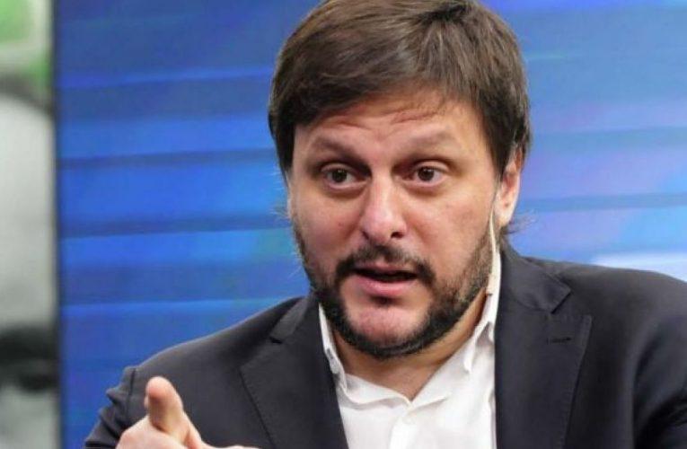 Santoro habló sobre los cambios de domicilio en la oposición: «No digas que lo hiciste por la República»