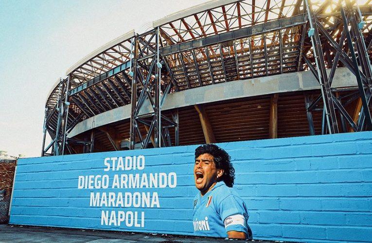 Nápoles ofreció el estadio «Diego Maradona» para el amistoso con Argentina