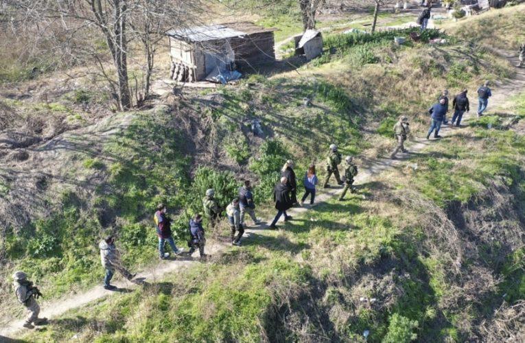Desbarataron a la banda de narcotraficantes que usaba una tirolesa para cruzar droga sobre el río Matanza