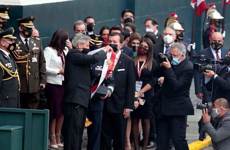 Pedro Castillo aseguró que «ha llegado para gobernar con el pueblo y por el pueblo»