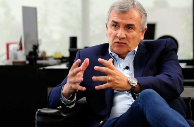 Exclusivo: Un fiscal denunció al gobernador Gerardo Morales por amenazas