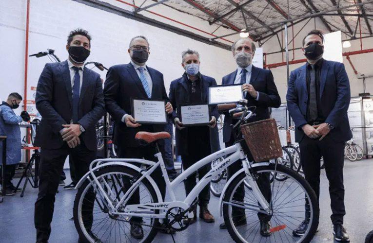 Kulfas lanzó el Programa de Promoción de Bicicletas Eléctricas