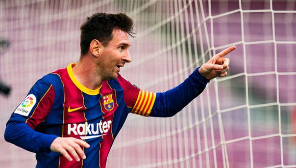 Con rebajas en el sueldo y contratos de larga duración: Messi busca renovar