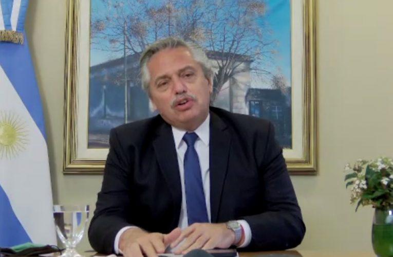 Alberto Fernández: «La OEA tal como está no sirve»