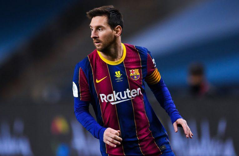 Fuera del Barcelona: Messi es jugador libre